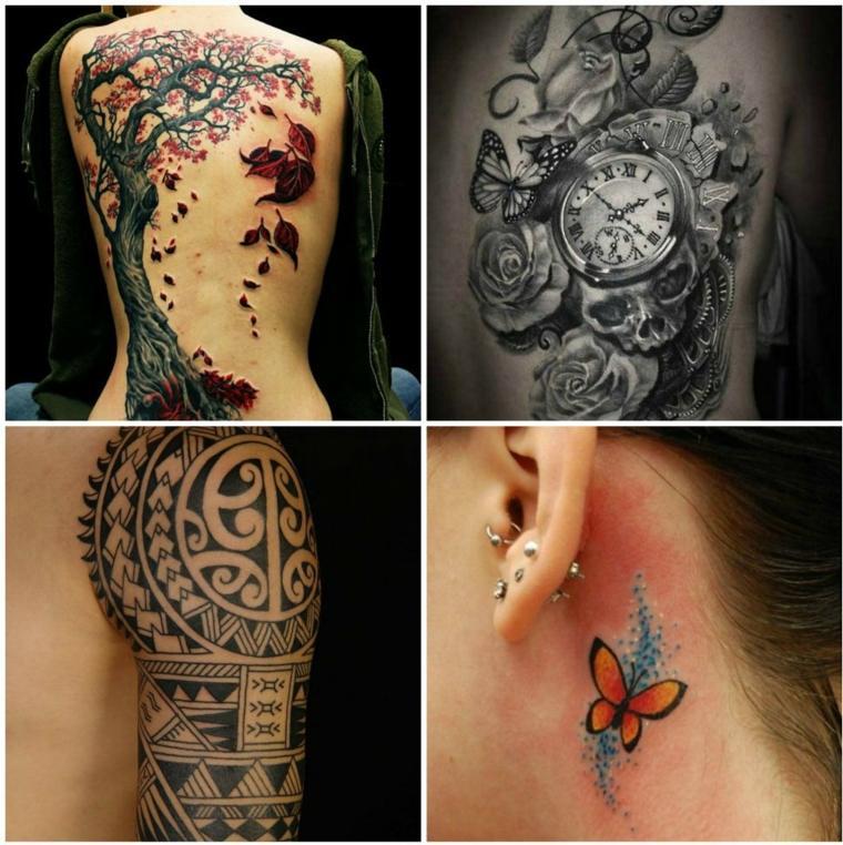 Tatuajes modernos en 2019. Las últimas tendencias en el arte corporal que debes conocer.