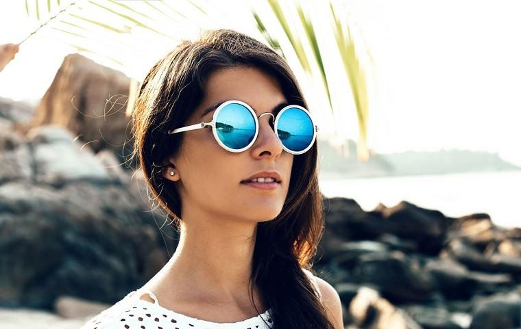 gafas de sol reflectantes