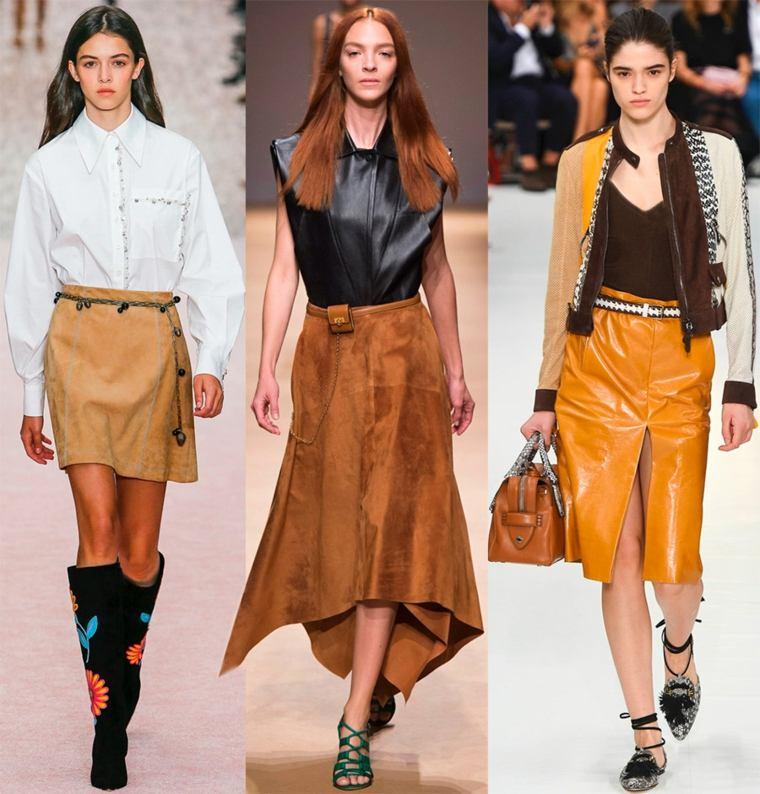 tendencias-faldas-piel-verano-2019