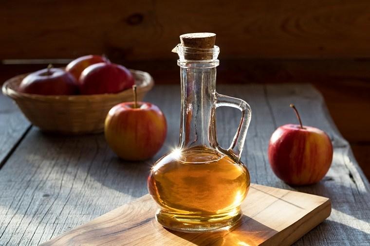 vinagre de manzana-cabello-remedios-naturales
