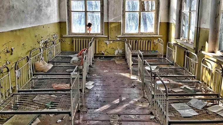 Chernóbil -turistas-viajes-cuidad-abandonada
