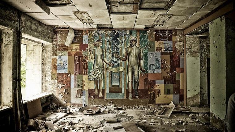 Chernóbil turistas-visitar lugar tragedia