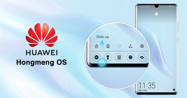 HongMeng-sistema-operativo huawei