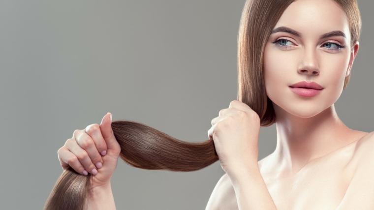 cabello-largo-mujer-lavar-cabello-ideas