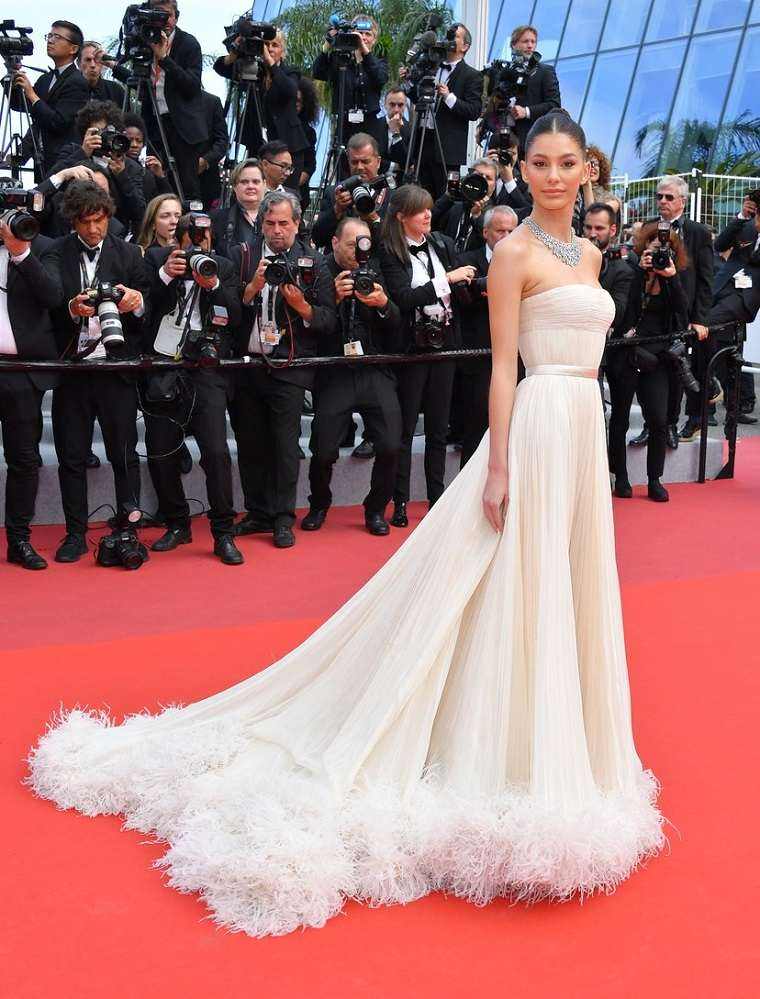 Festival de Cannes vestidos