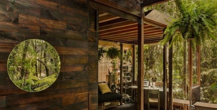 casa en armonia con la naturaleza