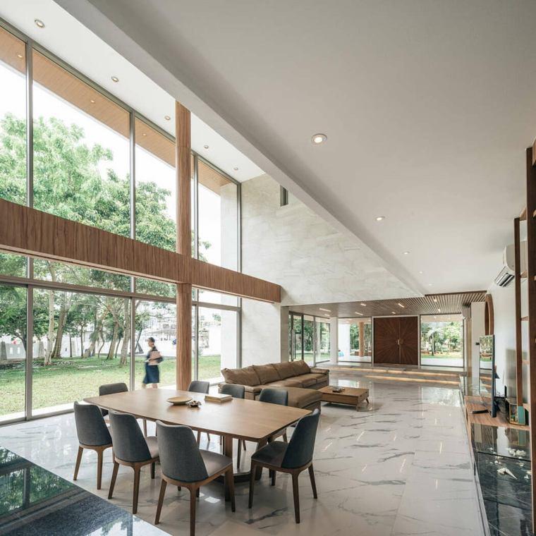 casas-modernas-interior-exterior-Flat12x-techos-altos