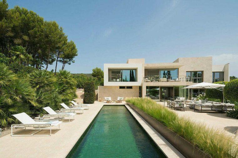 casas-modernas-interior-exterior-Terraza-Balear-casa