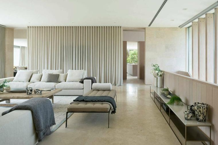 casas-modernas-interior-exterior-Terraza-Balear-sala