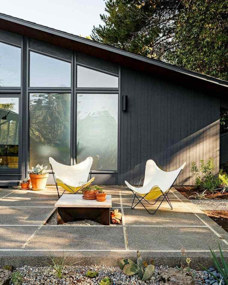 casas modernas interior y exterior-jessica-helgerson-interior-design-jardin