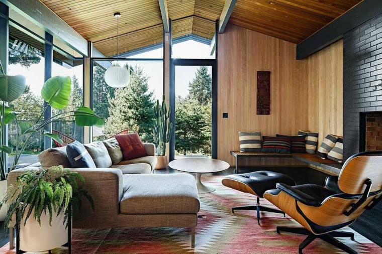 casas modernas interior y exterior-jessica-helgerson-interior-design-sala