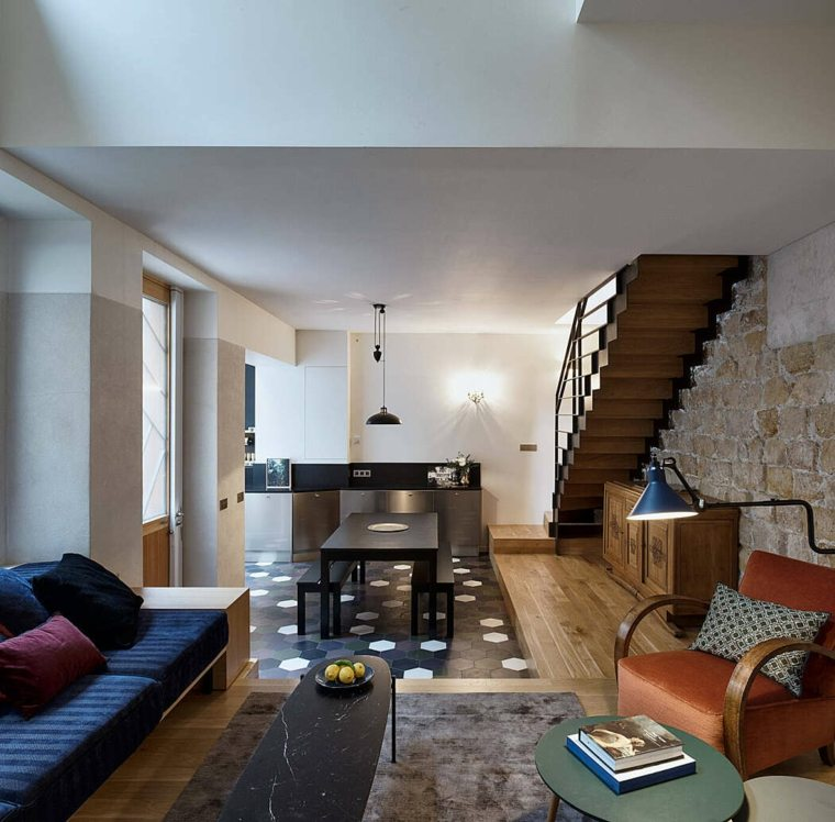 casas-modernas-interior-y-exterior-Alia-Bengana-Architect-cocina