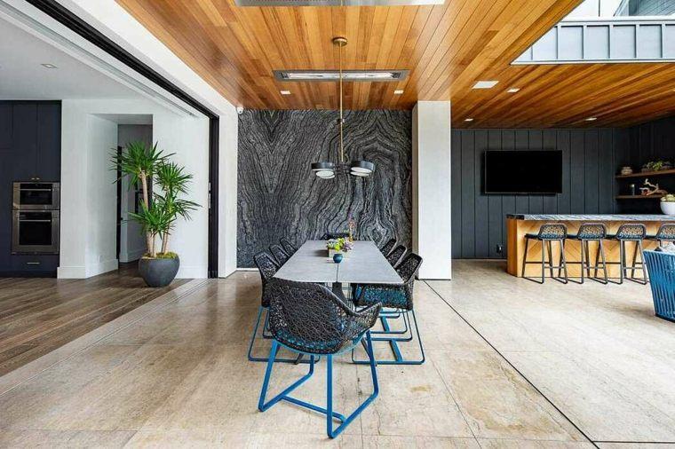 casas-modernas-interior-y-exterior-Erica-Bryen-Design-comedor