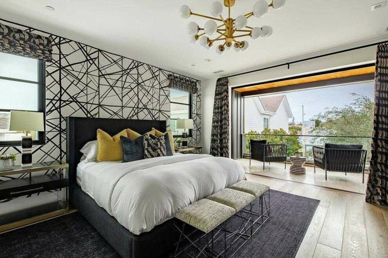 casas-modernas-interior-y-exterior-Erica-Bryen-Design-dormitorio