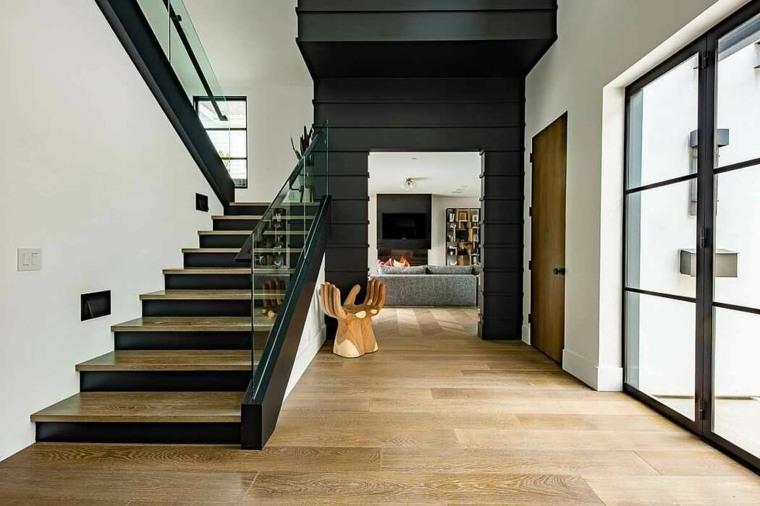 casas-modernas-interior-y-exterior-Erica-Bryen-Design-entrada