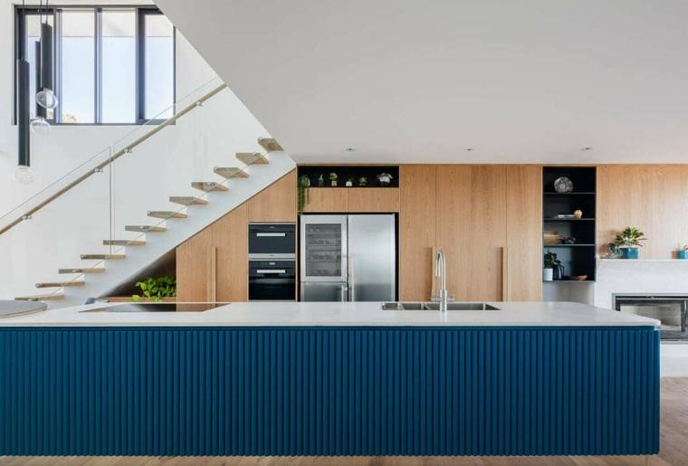 casas-modernas-interior-y-exterior-I-Architecture-cocina