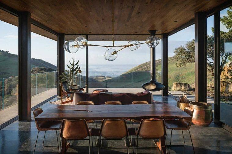 casas-modernas-interior-y-exterior-jessica-helgerson-interior-design-cocina-comedor