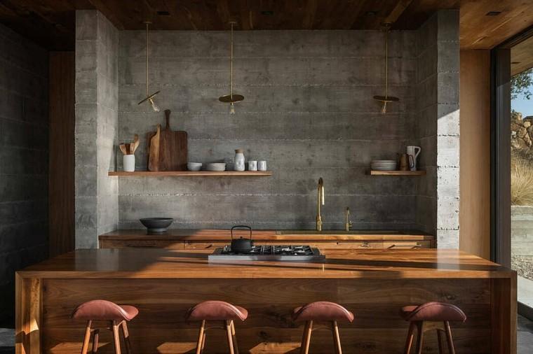 casas-modernas-interior-y-exterior-jessica-helgerson-interior-design-cocina