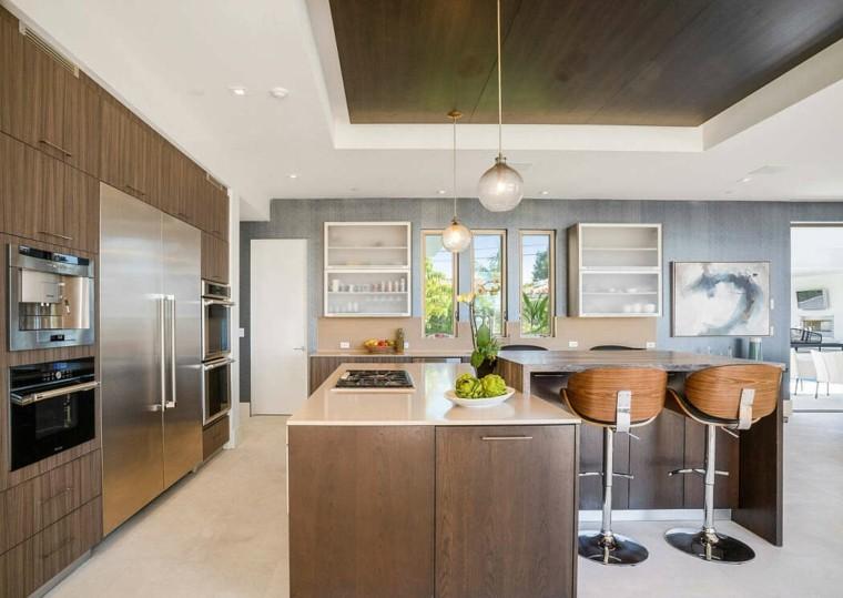 casas-modernas-interior-y-exterior-lori-dennis-cocina