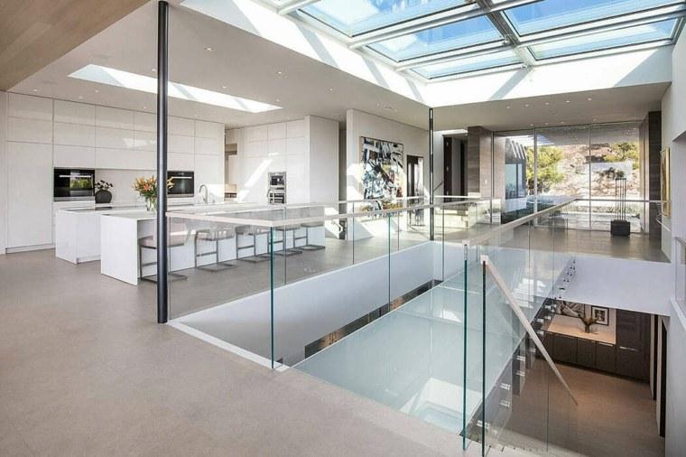 casas-modernas-interior-y-exterior-whipple-russell-architects-cocina-isla