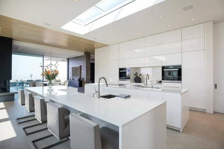 casas-modernas-interior-y-exterior-whipple-russell-architects-cocina