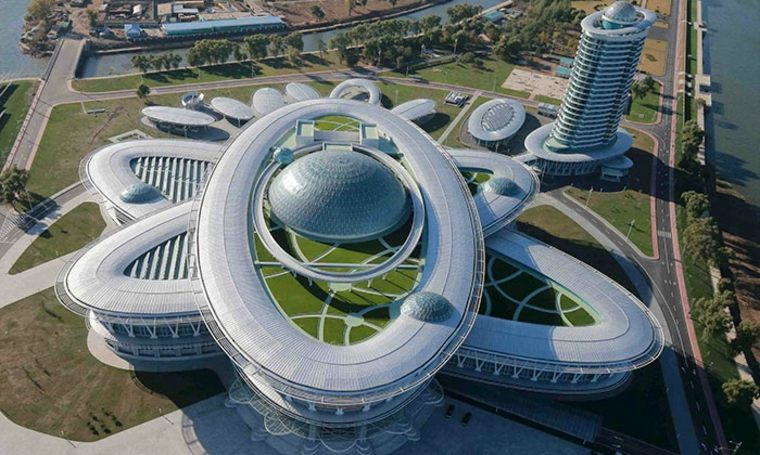 centro tecnologico Korea del Norte