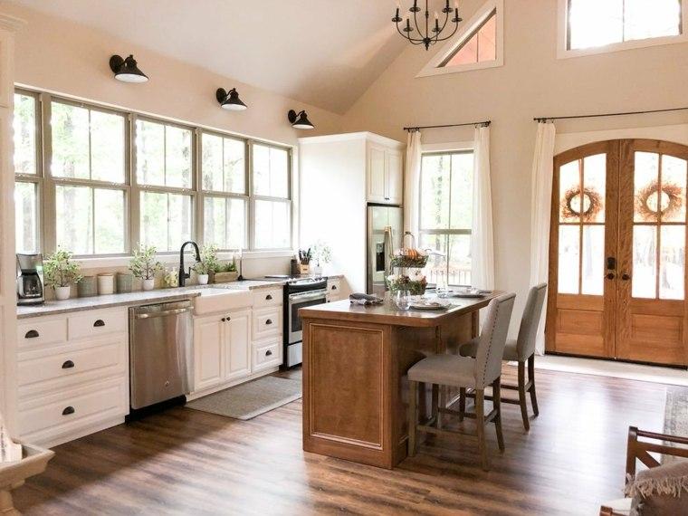 cocina-amplia-detalles-eclecticos-estilo