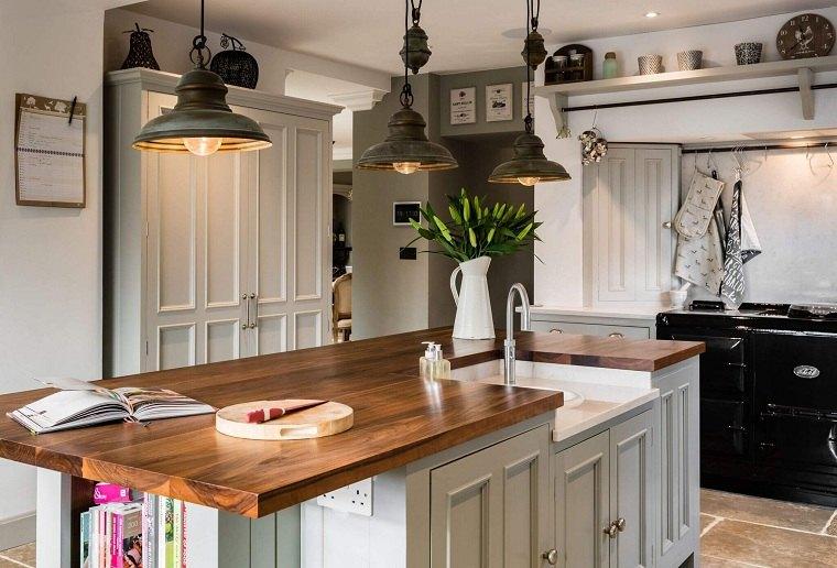 cocina-encimeras-madera-estilo