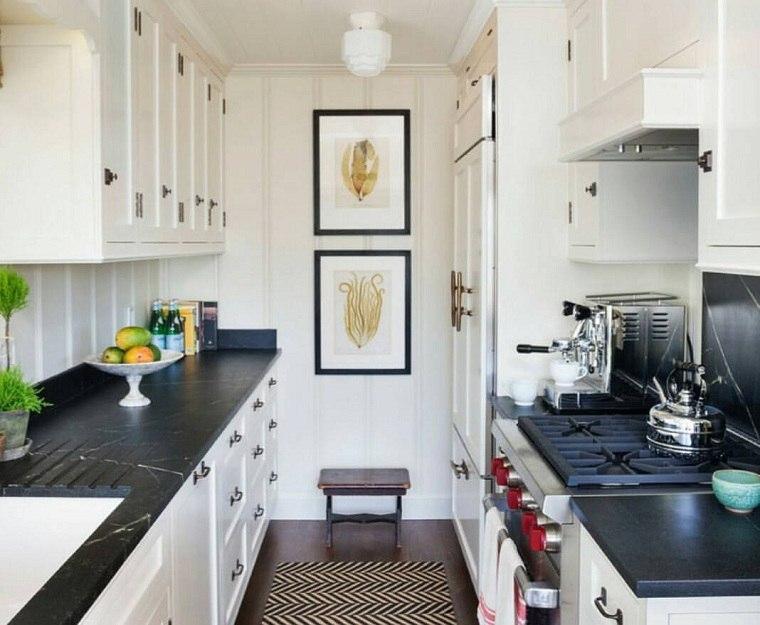 cocina-estrecha-larga-opciones-estilo