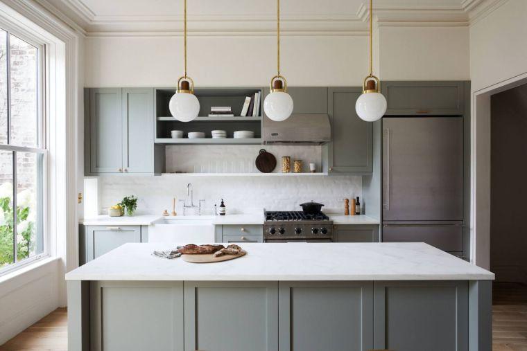 cocina-ikea-color-gris-claro