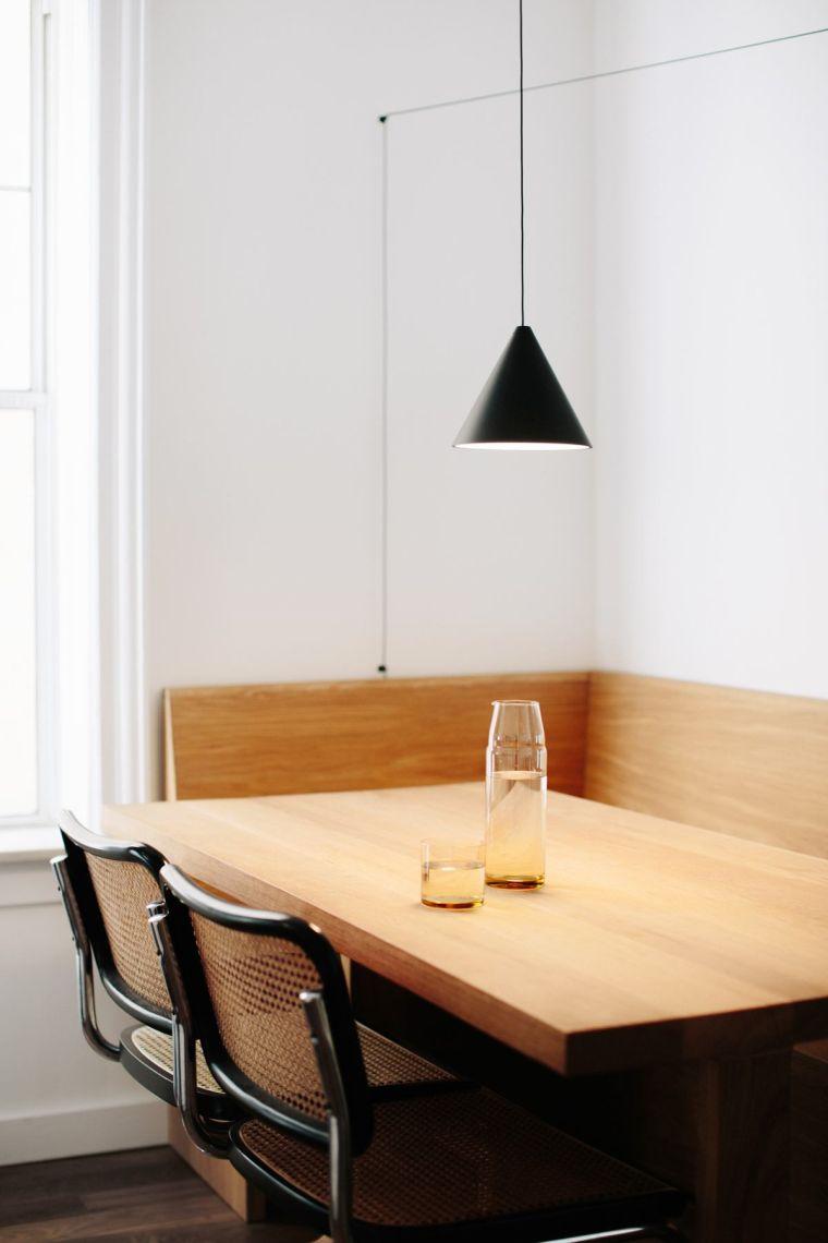 comedor-cocina-esquina-muebles-madera-ideas