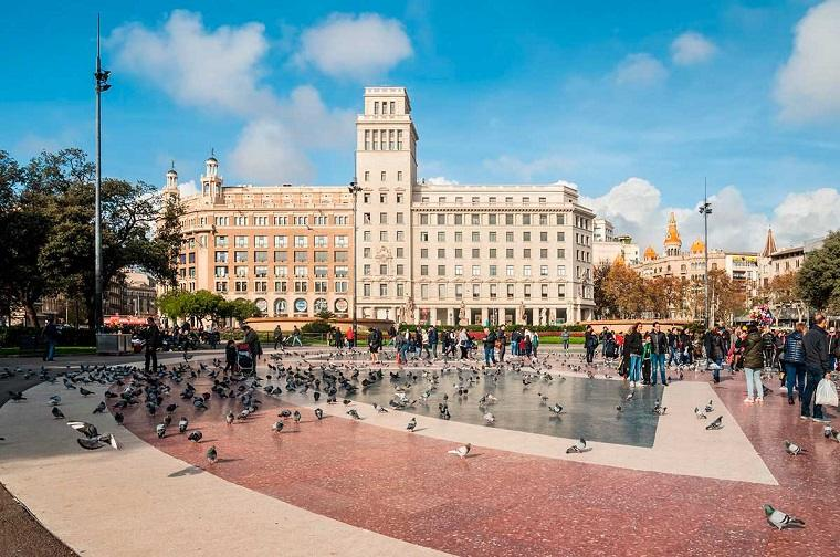 cuidades europeas-turismo-barcelona