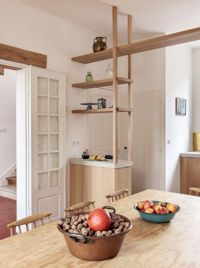 diseñar cocina Ikea-casa-privada-Paris-ideas