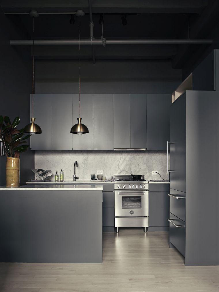 diseñar cocina Ikea-casa-privada-estilo-escandinavo