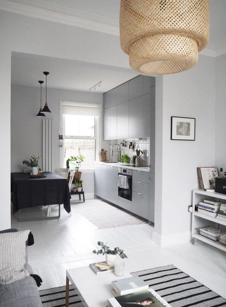 diseñar cocina Ikea casa-privada