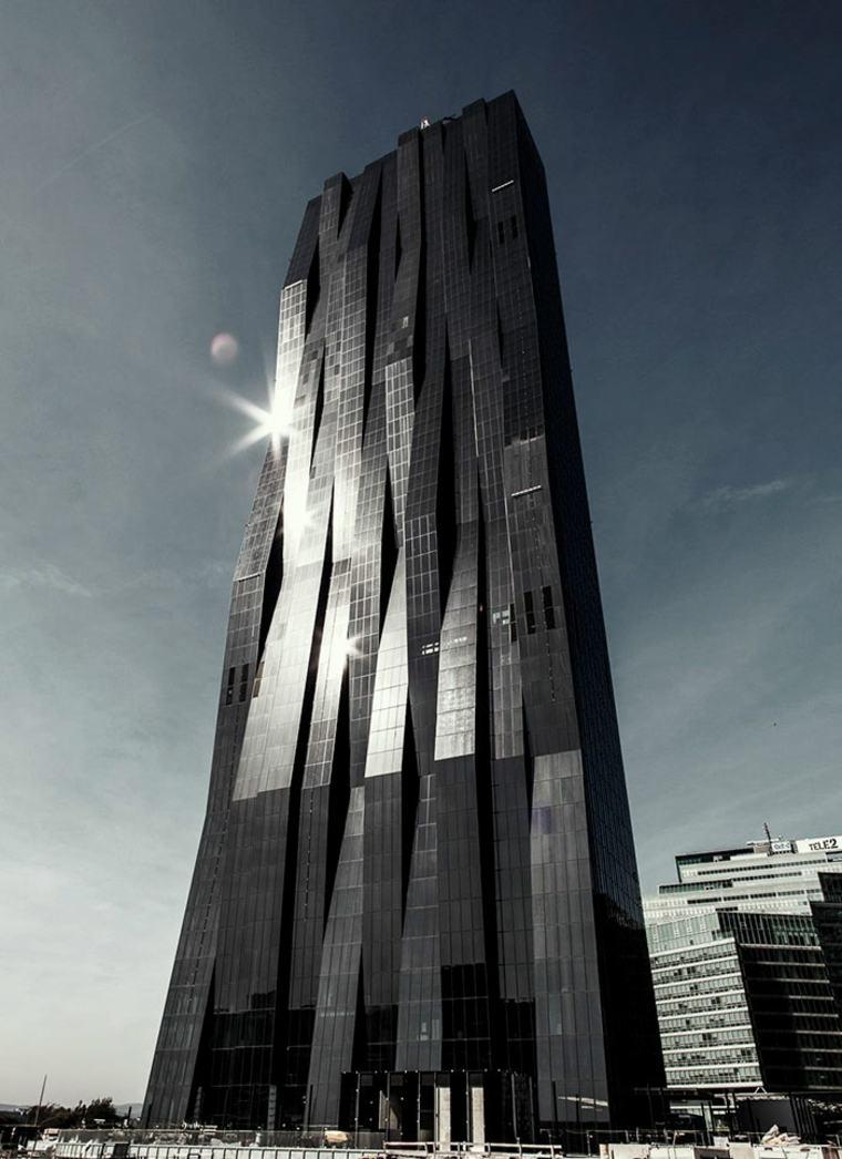 edificios Dc torre Vienna