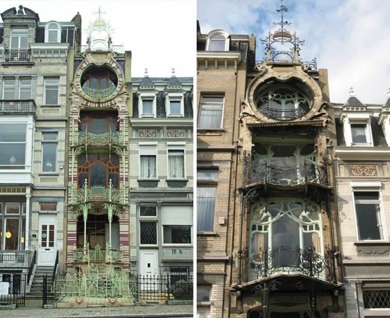 edificios Maison St Cyr Bruselas