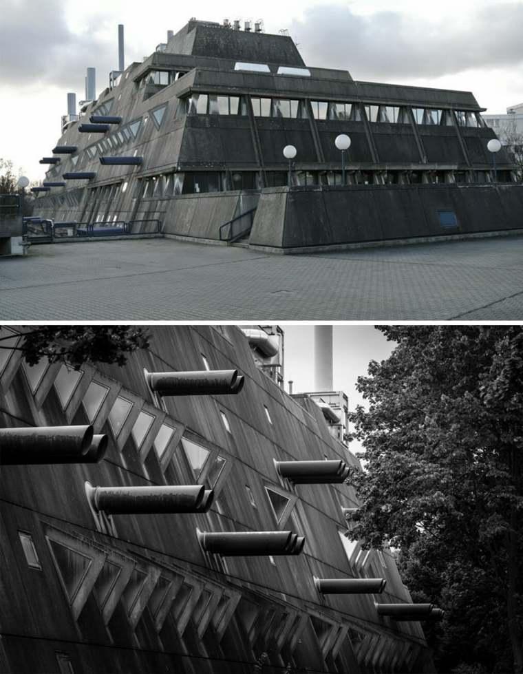 edificios instituto de medicina Berlin