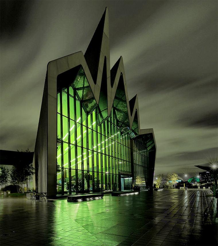 edificios museo Riverside UK