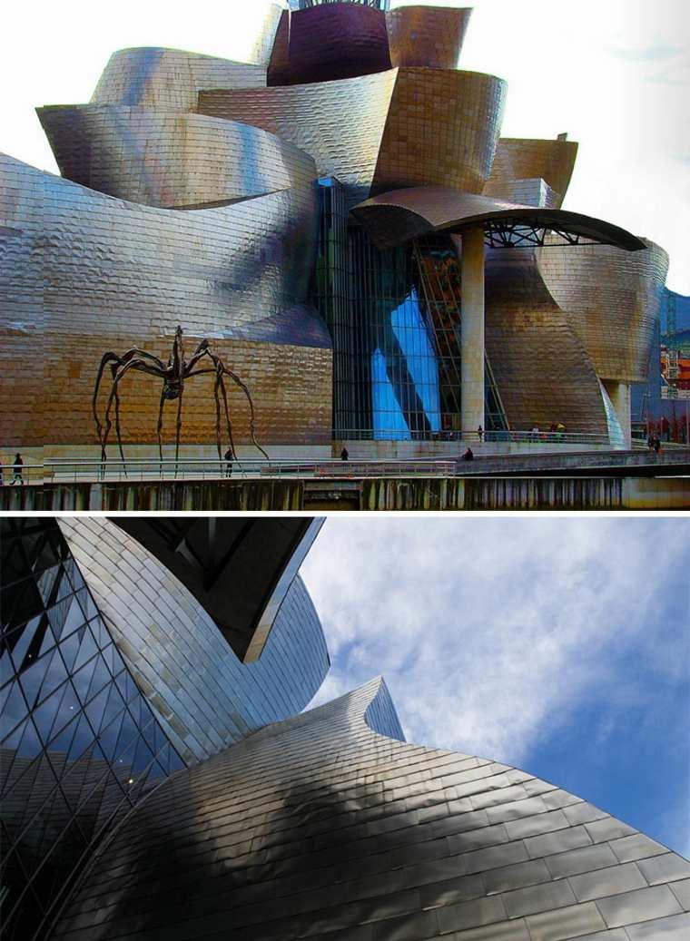 el-museo Guggenheim Barcelona