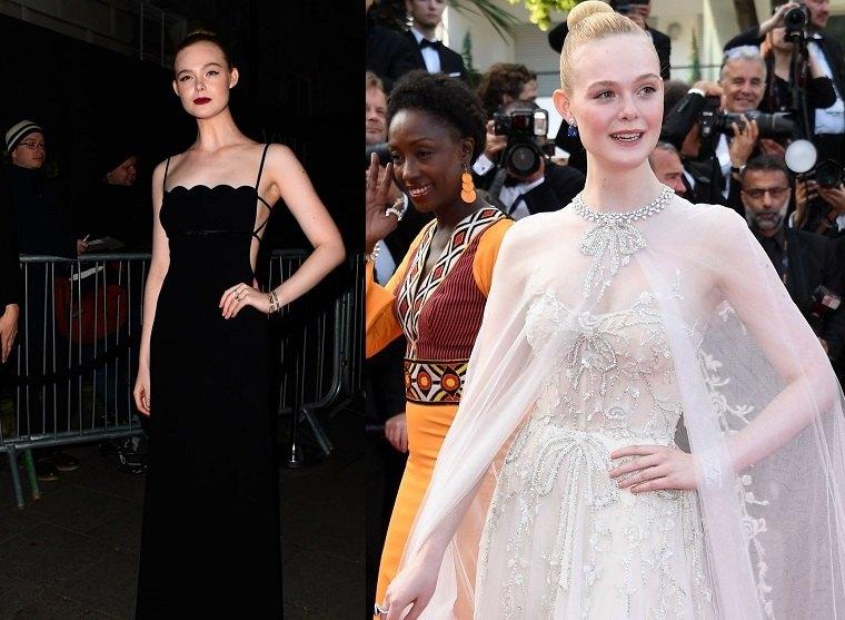 Los looks de Elle Fanning en el Festival de Cannes