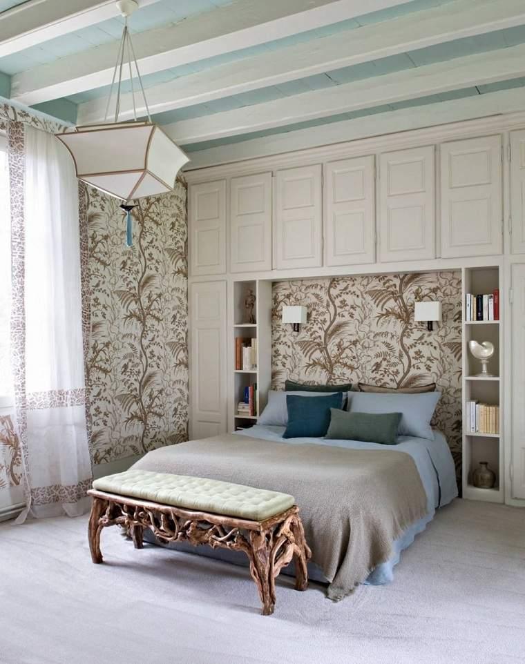 estilo ecléctico diseno-dormitorio-muebles