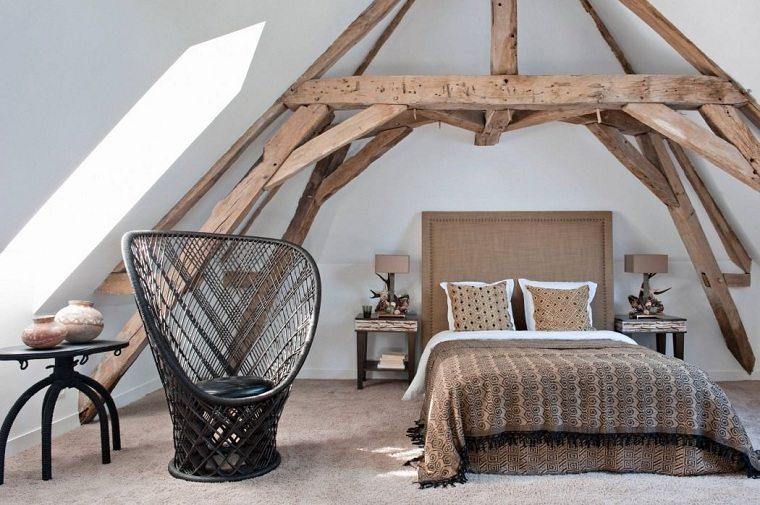 estilo ecléctico diseno-dormitorio-opciones