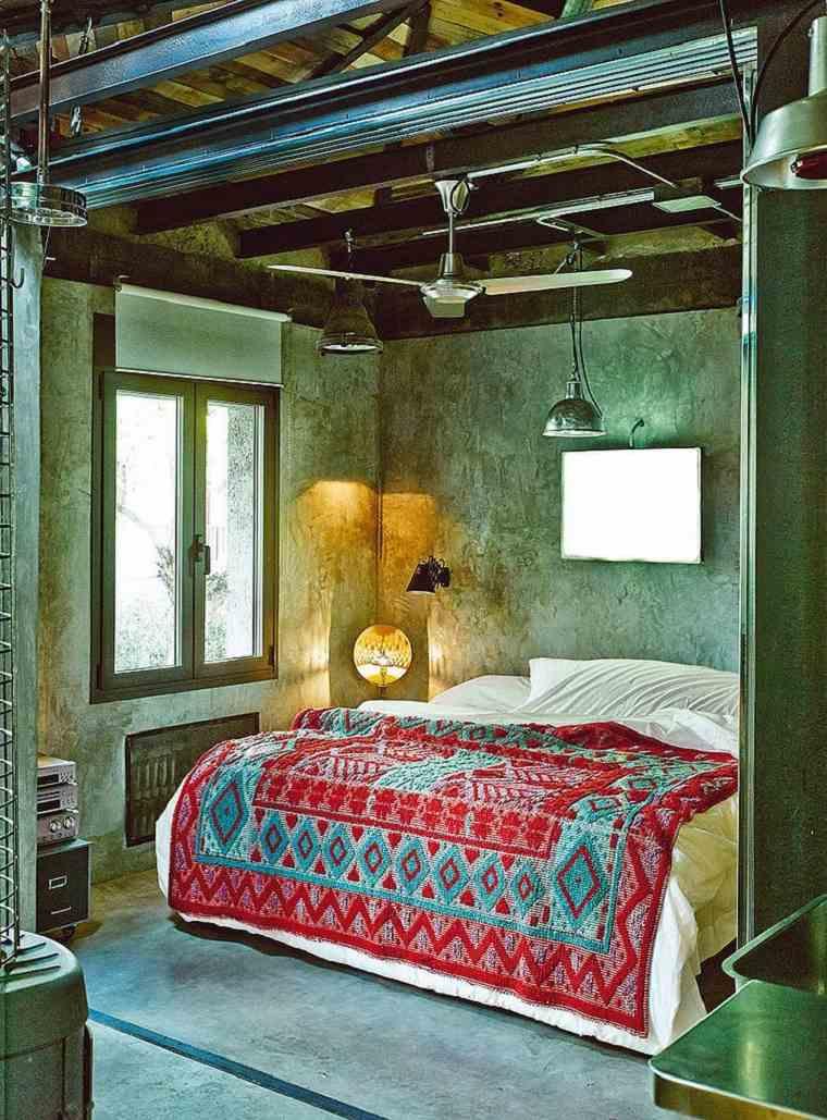estilo-eclectico-diseno-dormitorio-telas-acabado