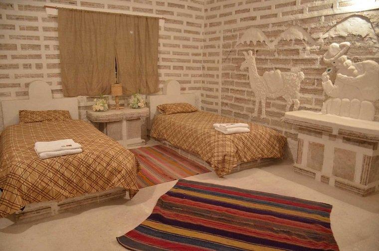 Hotel de Sal en Salar de Uyuni
