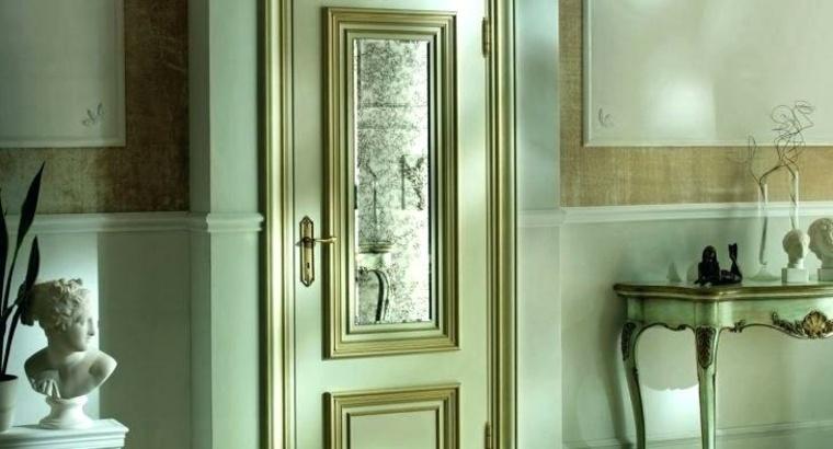 ideas de puertas decoradas