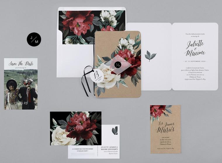 invitaciones-de-boda-rusticas-flores-detalles
