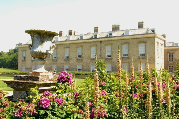 la casa de princesa Diana
