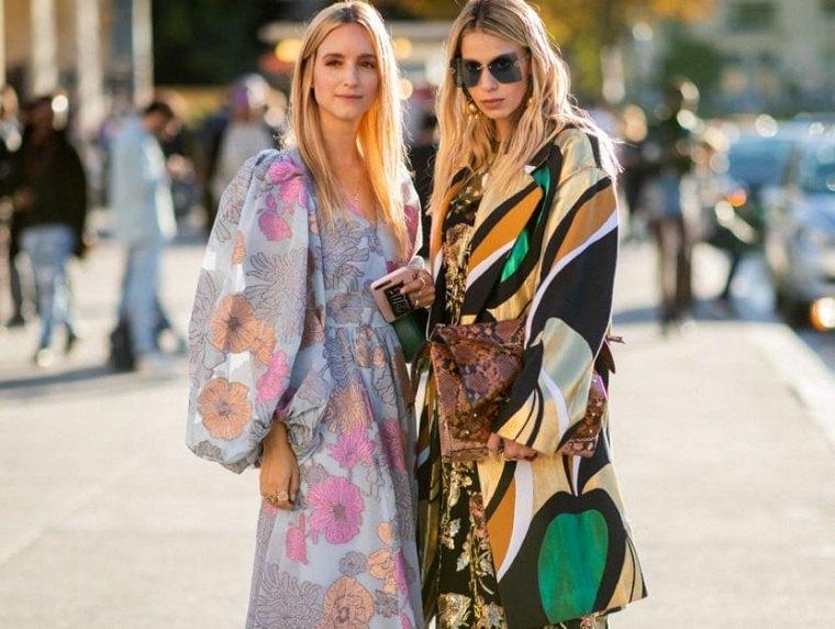 las flores-vestidos-moda-2019