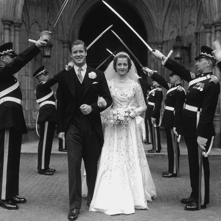 los padres de princesa Diana